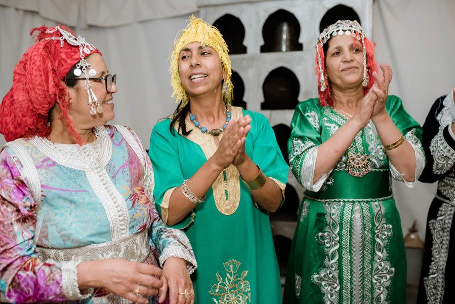 Mariage au Maroc, acte I 25