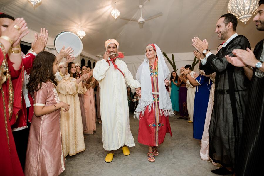 Mariage au Maroc, acte I 27