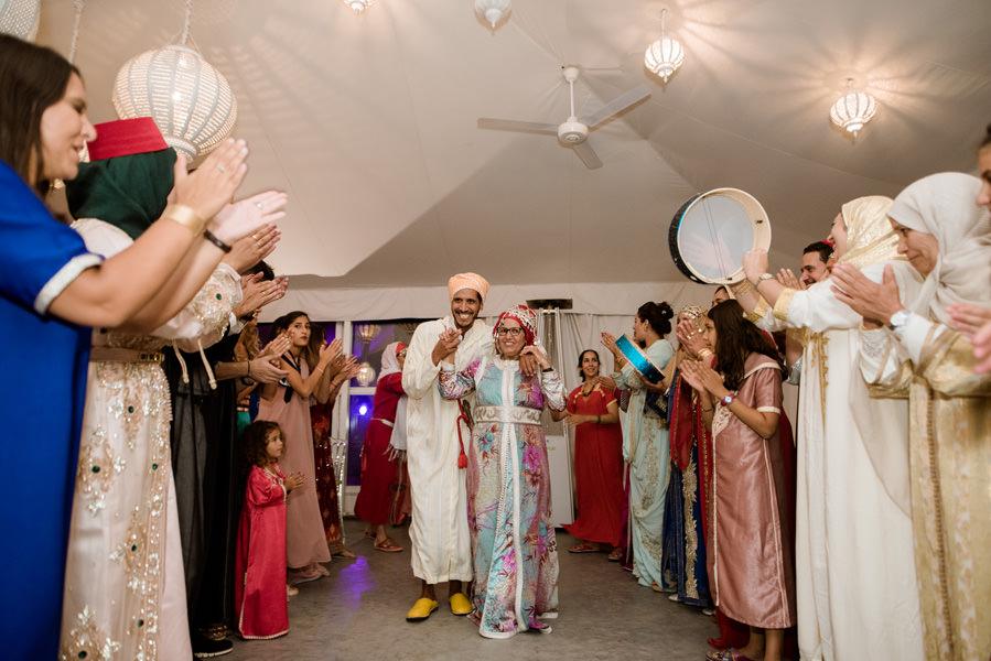 Mariage au Maroc, acte I 28