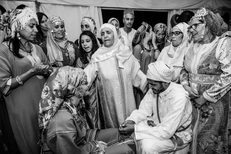 Mariage au Maroc, acte I 30