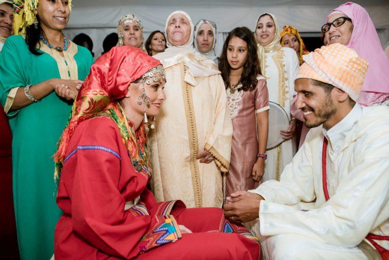 Mariage au Maroc, acte I 2
