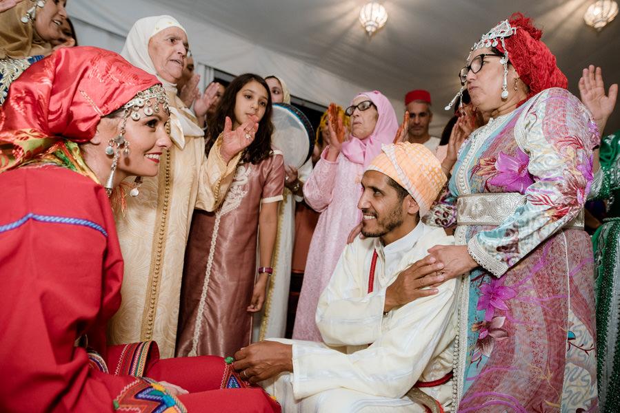 Mariage au Maroc, acte I 32