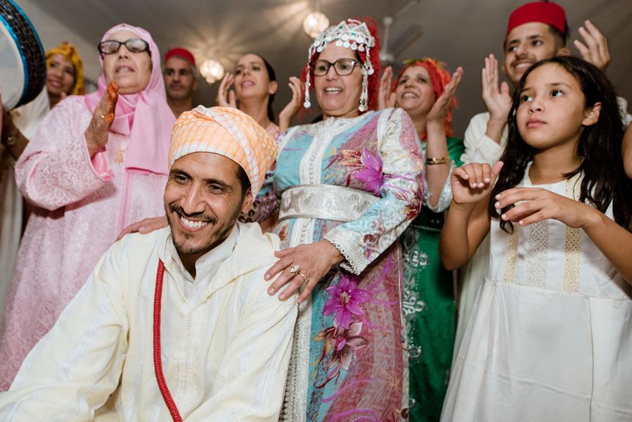 Mariage au Maroc, acte I 33