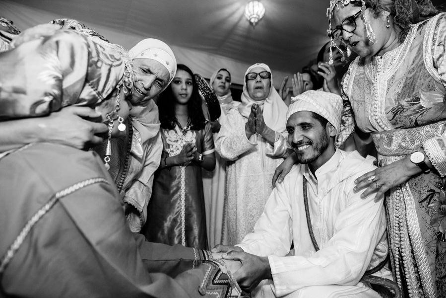 Mariage au Maroc, acte I 34