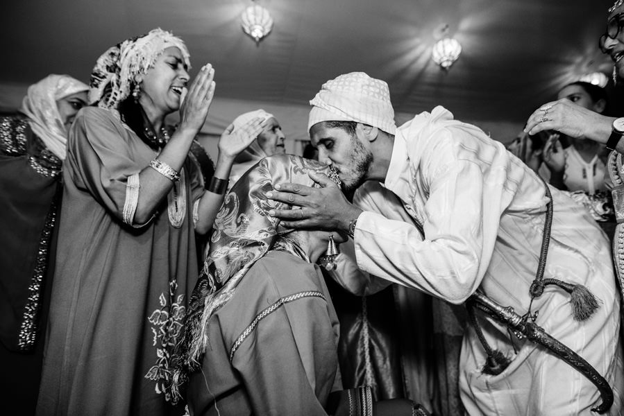 Mariage au Maroc, acte I 35