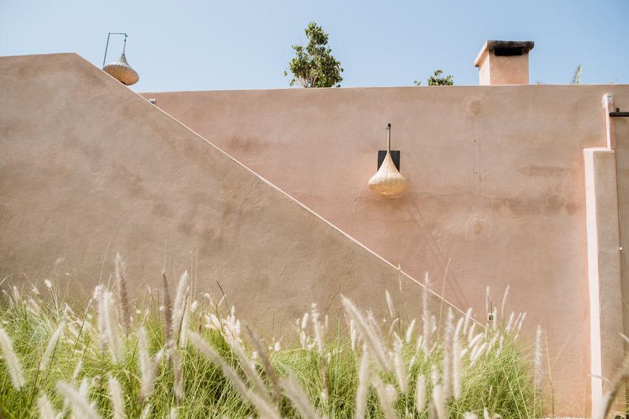 Mariage à Marrakech, palmiers et piscine 7