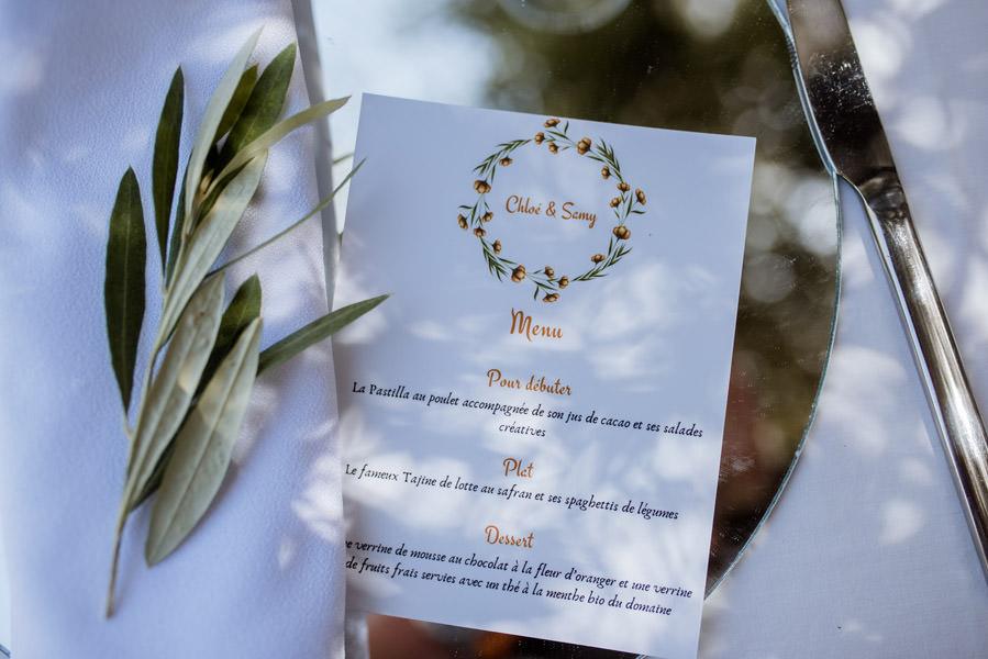 Mariage à Marrakech, palmiers et piscine 16