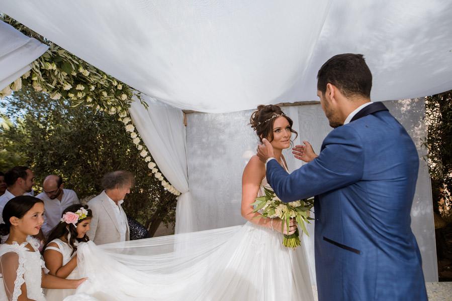 Mariage à Marrakech, palmiers et piscine 37