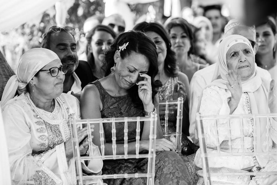 Mariage à Marrakech, palmiers et piscine 46