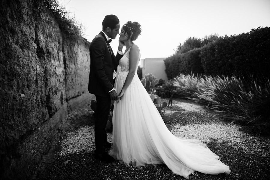 Mariage à Marrakech, palmiers et piscine 63