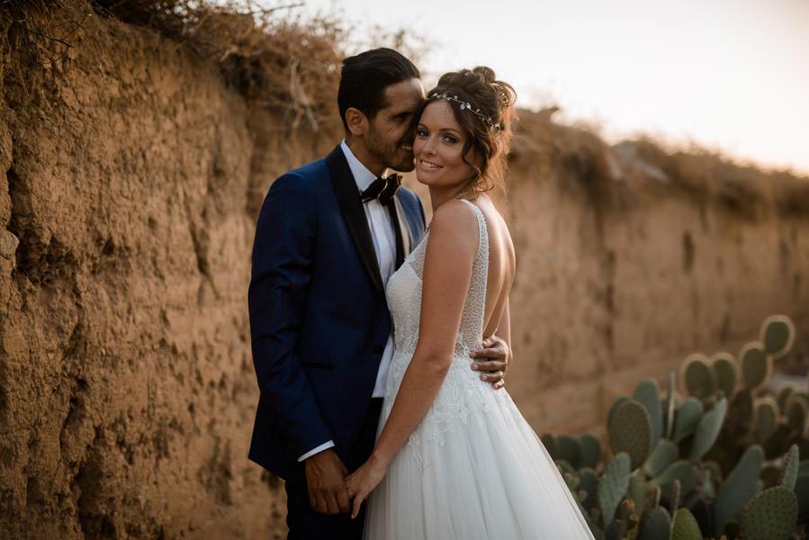Mariage à Marrakech, palmiers et piscine 64