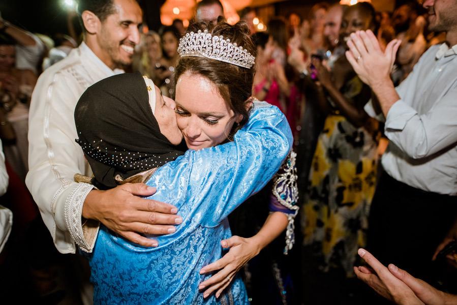 Mariage à Marrakech, palmiers et piscine 78