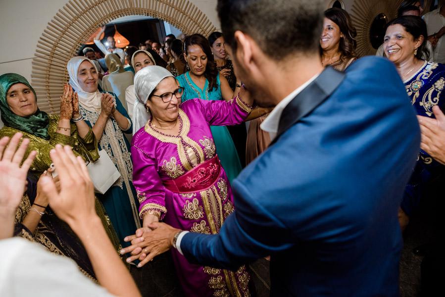 Mariage à Marrakech, palmiers et piscine 82
