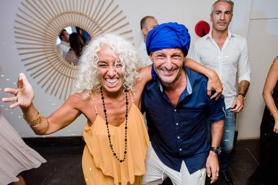 Mariage à Marrakech, palmiers et piscine 85