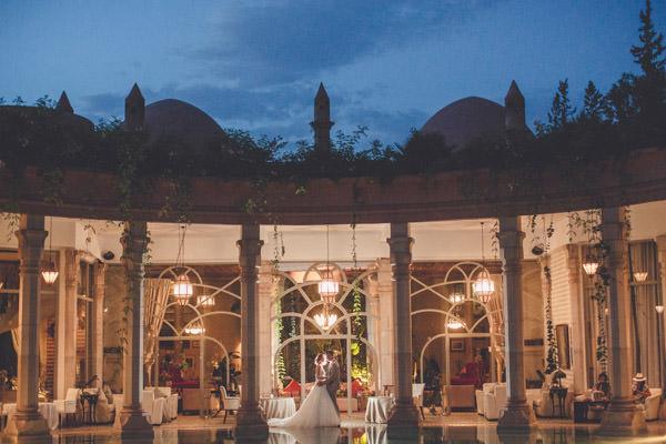 le charme de la terrasse du palais Rhoul, Marrakech, Maroc