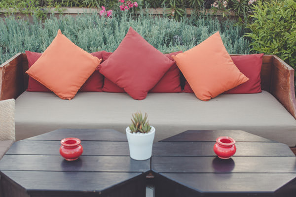 les peits jardins du four season resort Marrakech