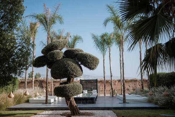 les jardins riad taj omayma, marrakech