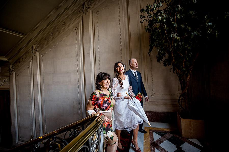 mariage juif à la mairie à Paris