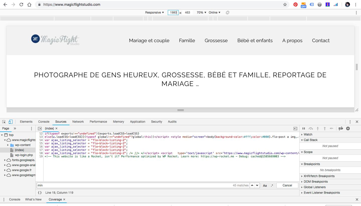 Website optimization Part I 15