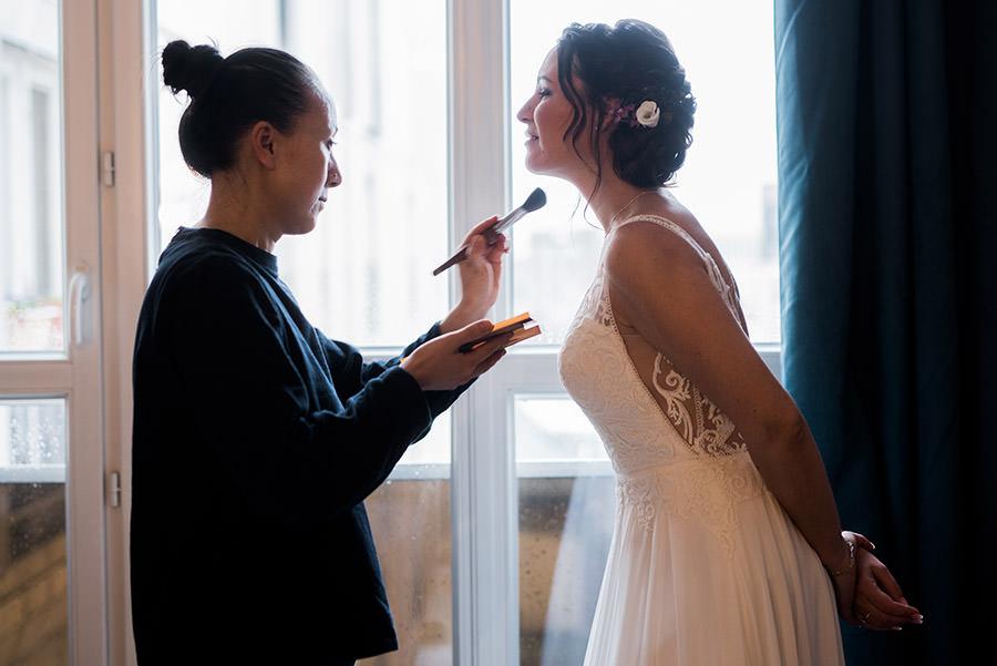 Mariage d'hiver à Paris 4
