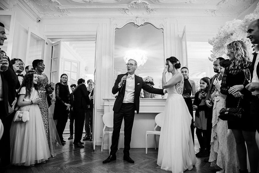 Mariage d'hiver à Paris 21