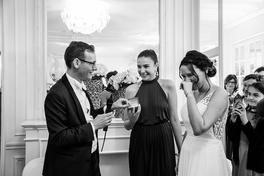 Mariage d'hiver à Paris 23