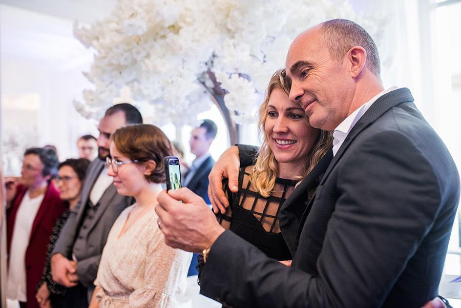 Mariage d'hiver à Paris 26