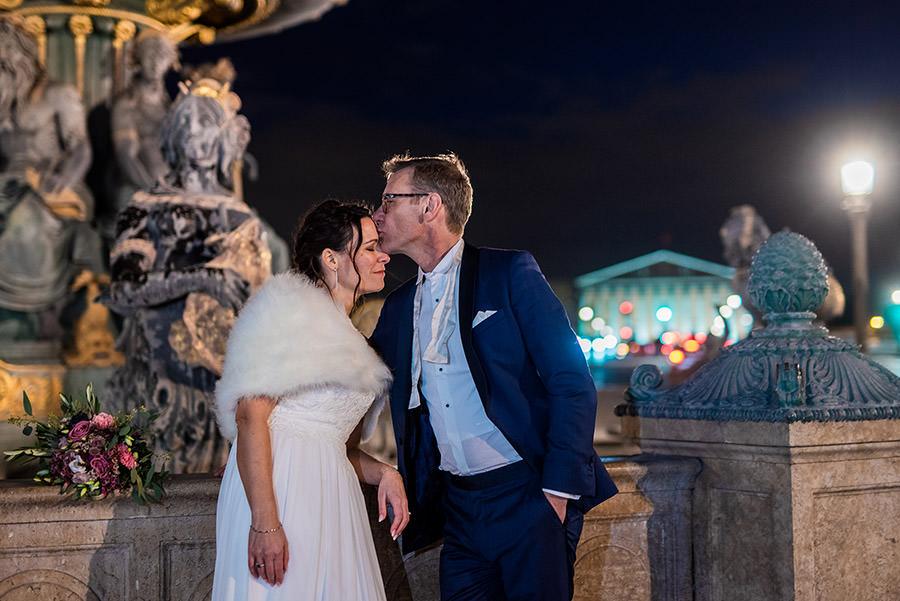 Mariage d'hiver à Paris 39