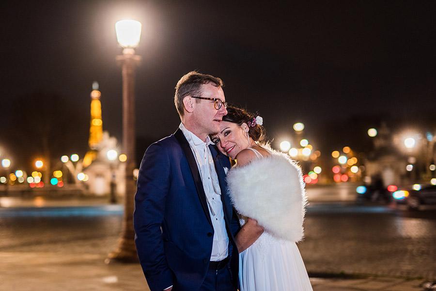 Mariage d'hiver à Paris 41
