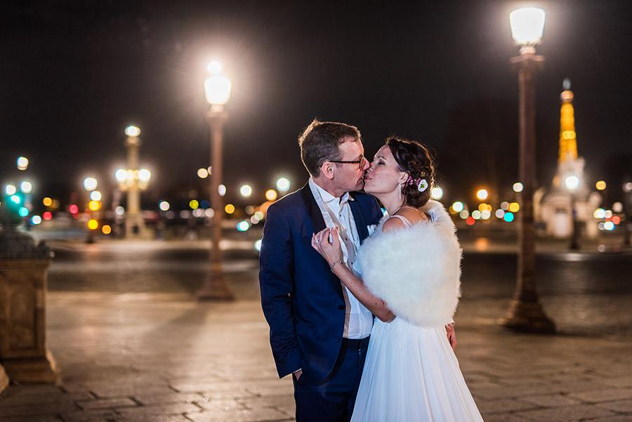 Mariage d'hiver à Paris 42