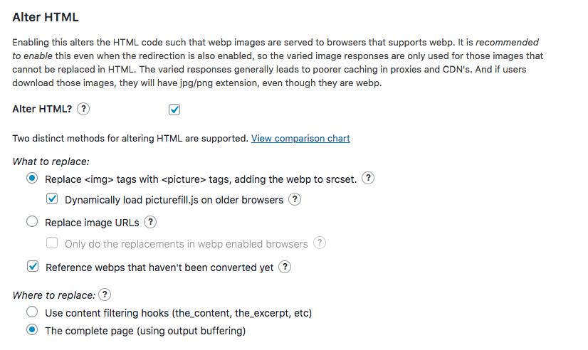 Website optimization Part I 7