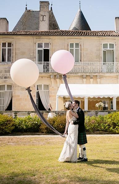 photographe de mariage au chateau Clerbise