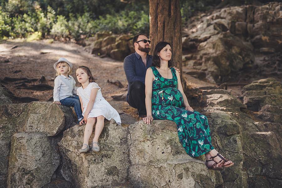 Photos de famille en extérieur 6