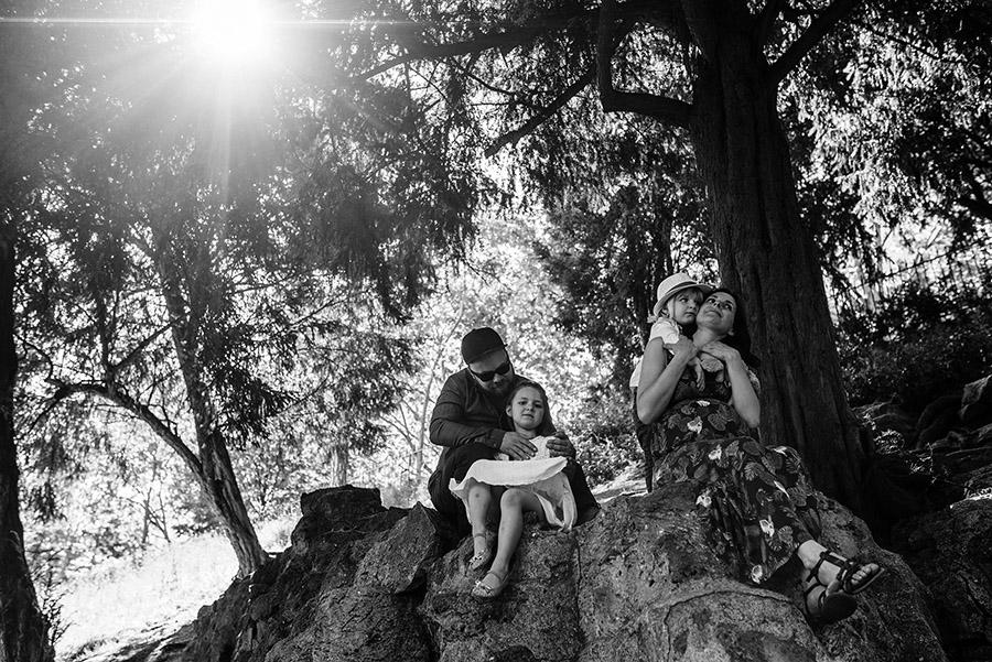Photos de famille en extérieur 7